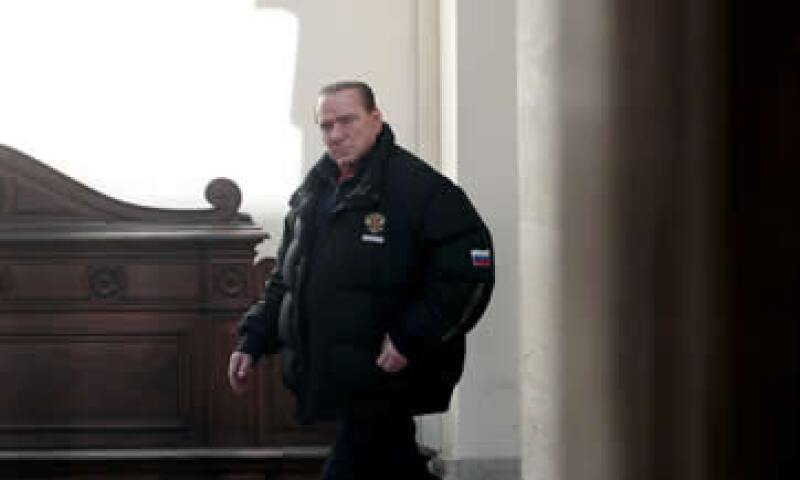 El abogado de Berlusconi dijo que aún no había recibido ninguna notificación formal de la investigación. (Foto: AP)
