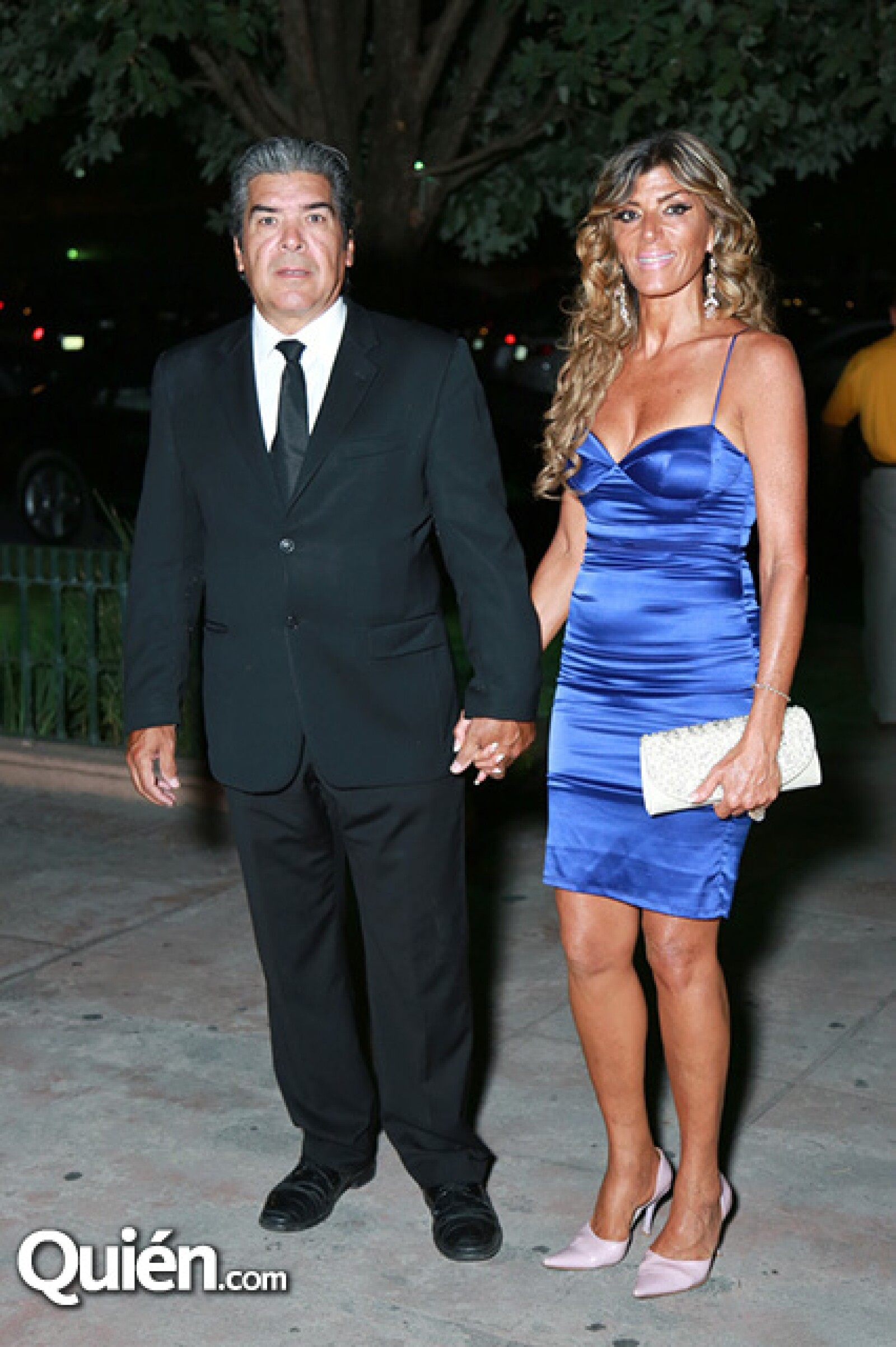 Rodolfo Treviño e Yvonne de Treviño