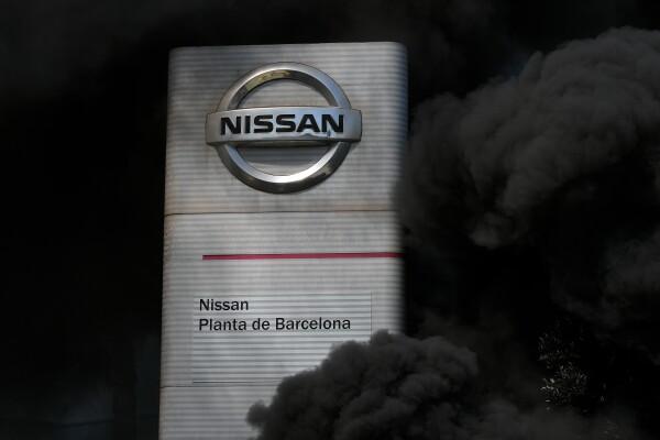 Planta Nissan Brcelona