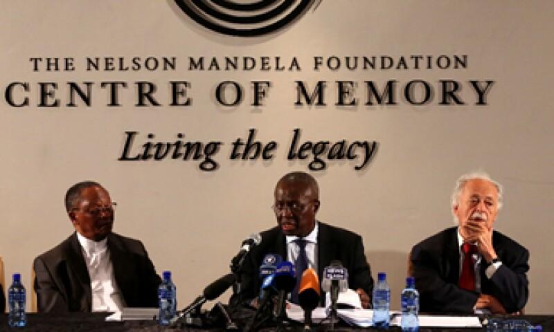 Miembros de la familia de Mandela han protagonizado varias peleas por la herencia del exmandatario sudafricano. (Foto: Reuters)