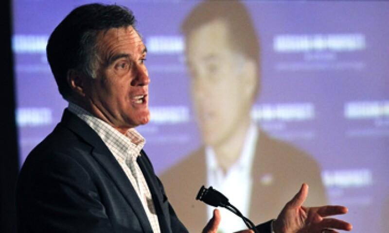 Mitt Romney, que aspira a la nominación presidencial republicana, nunca ha visitado a sus parientes lejanos en México. (Foto: AP)