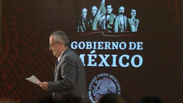 Carlos Urzúa en el PND