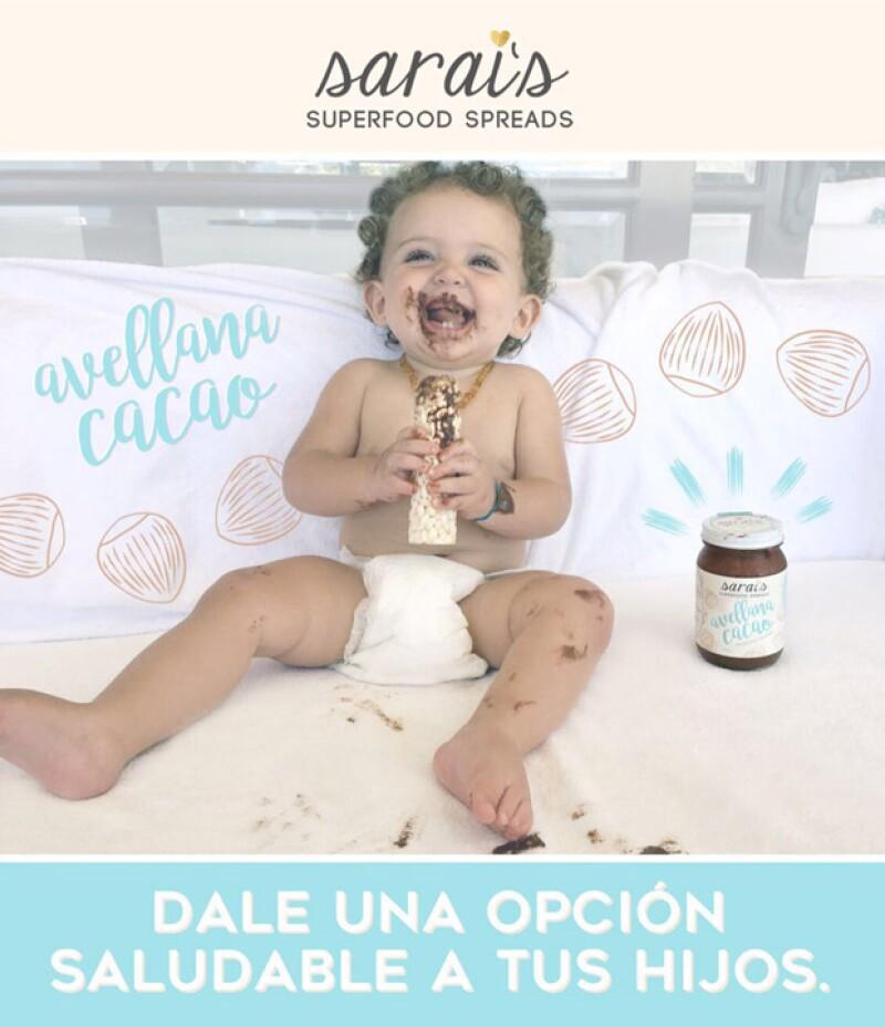 La marca tiene como objetivo impulsar la buena alimentación desde que las personas son bebés.