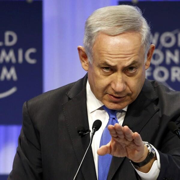 El primer ministro de Israel .