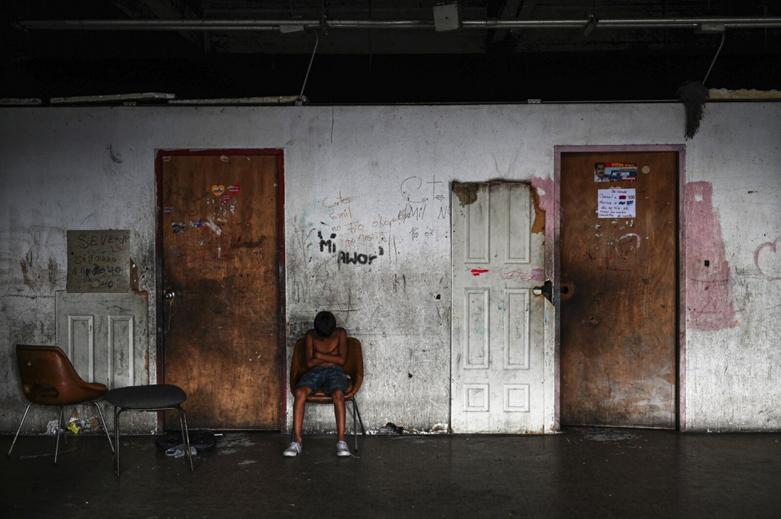 Edificios invadidos en Venezuela-2