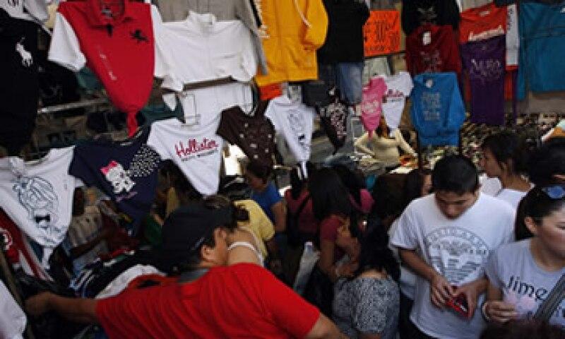 México decomisó casi 10 toneladas de productos falsificados en 2011.  (Foto: Notimex)