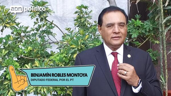 #YoLegislador|Benjamín Robles Montoya