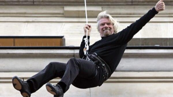 Actualmente Virgin Group, propiedad de Branson, es un conglomerado de más de 300 empresas de distintos sectores. (Foto: AP)