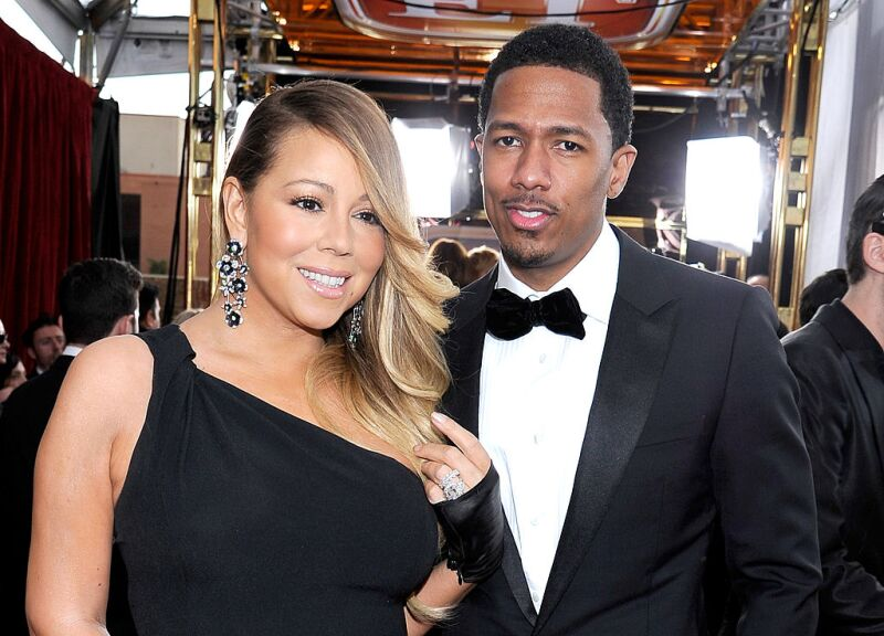Mariah Carey y Nick Cannon