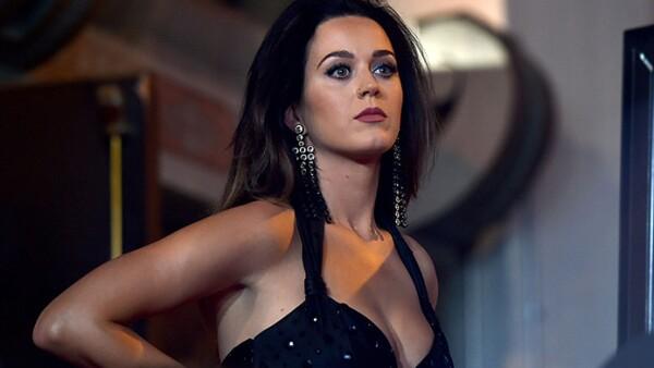 Katy Perry promueve el voto