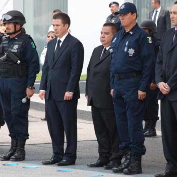 funeral gomez mont policias