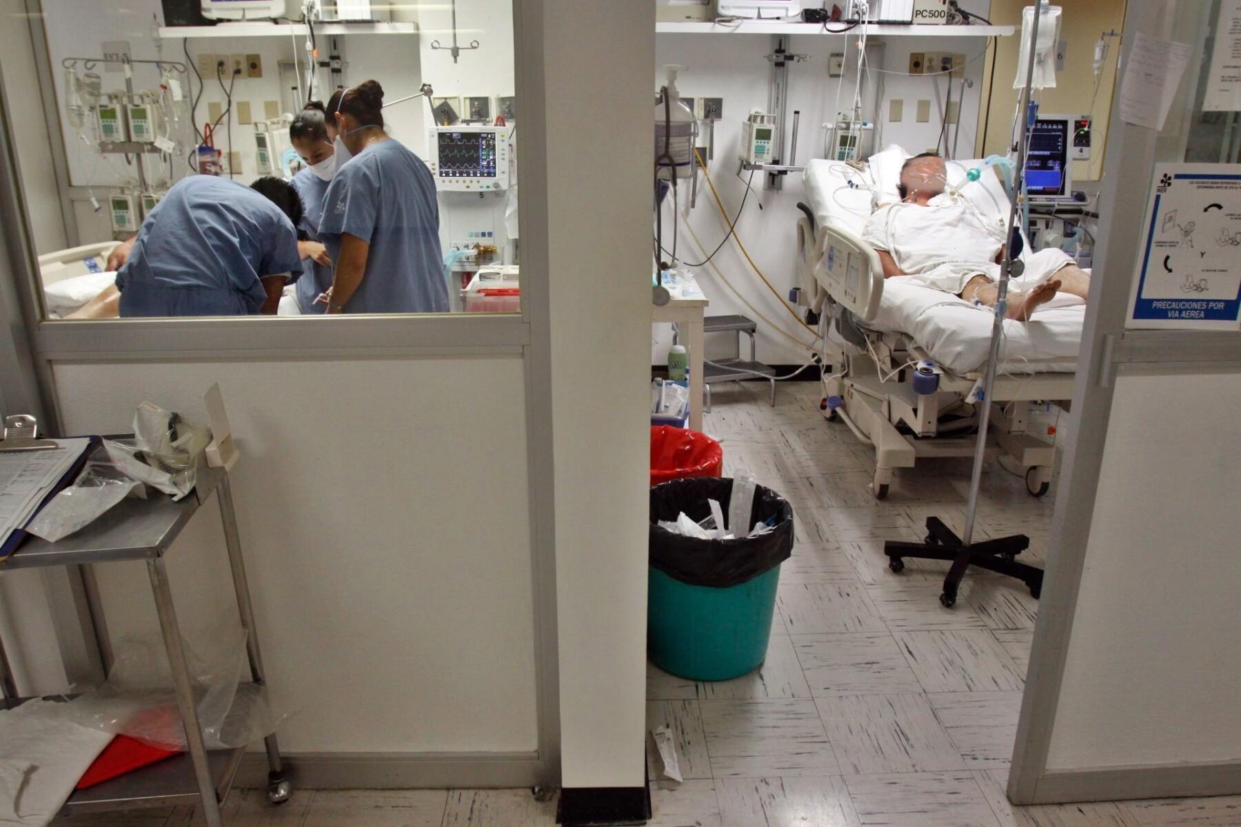 reconversión hospitalaria