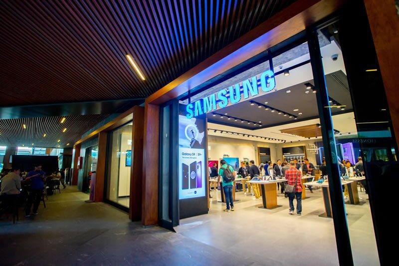 Samsung Experience Store Antea