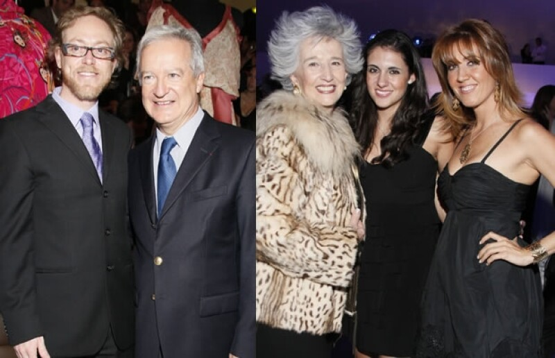 Ricardo Covalin, Daniel Parfait, María Luisa de Chávez, Triana Vázquez y Desireé Navarro.