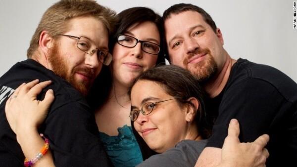 poliamor relaciones poligamia
