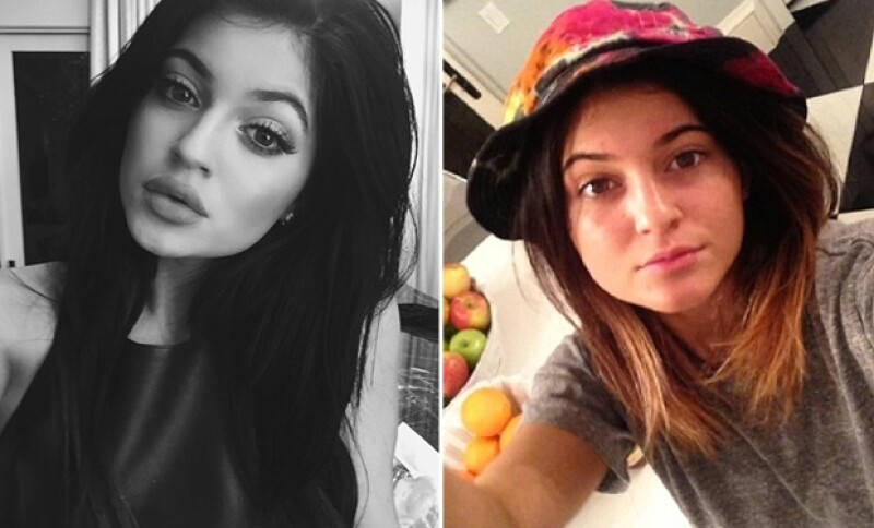 A decir verdad la socialité ha cambiado mucho su apariencia física. Esta vez sorprendió en Instagram con una sugerente autofoto, resaltando sus atributos.