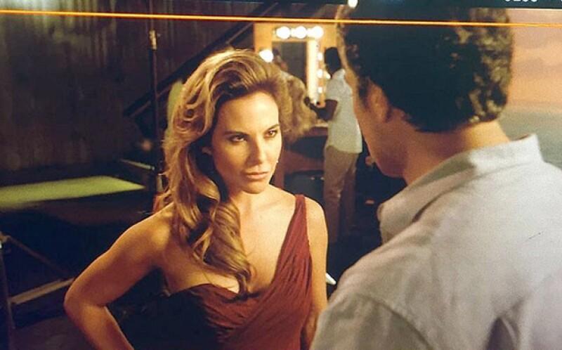 Kate del Castillo hizo una breve aparición en Jane the Virgin como Luciana León.