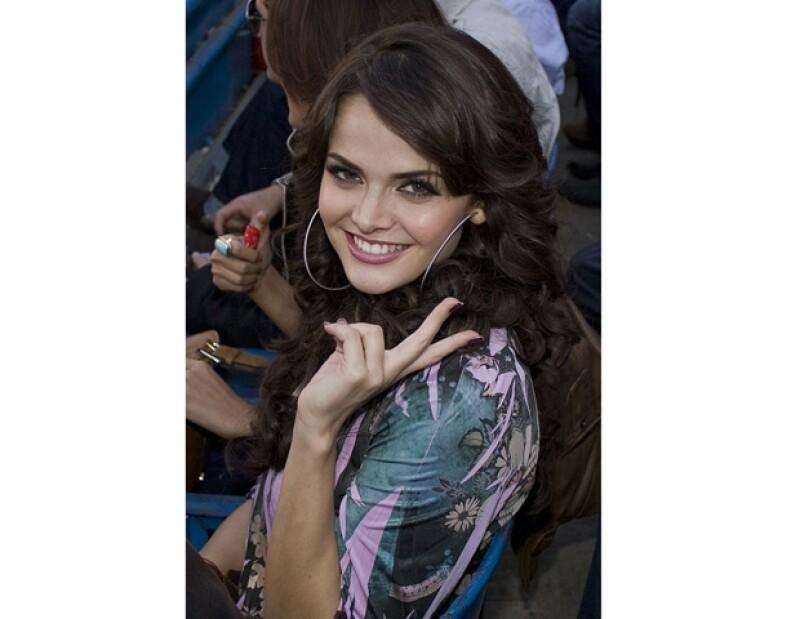 Marisol González aseguró estar felizmente soltera y que por el momento no piensa en el amor.