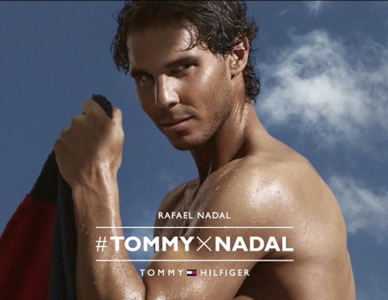 Tommy Hilfiger mostró el lado más hot de Rafa Nadal, Belstaff lanzó trailer con David Bekcham y nos fuimos de compras a la nueva tienda del gigante sueco. Estas son las noticias de moda de la semana.