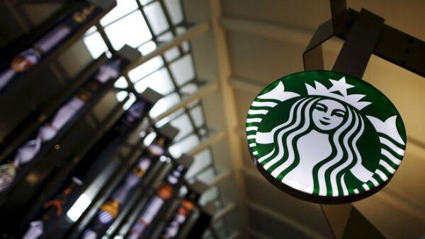 Starbucks Cafeteria