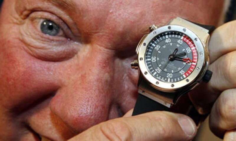 Jean-Claude Biver es CEO de Hublot desde 2004. (Foto: AP)