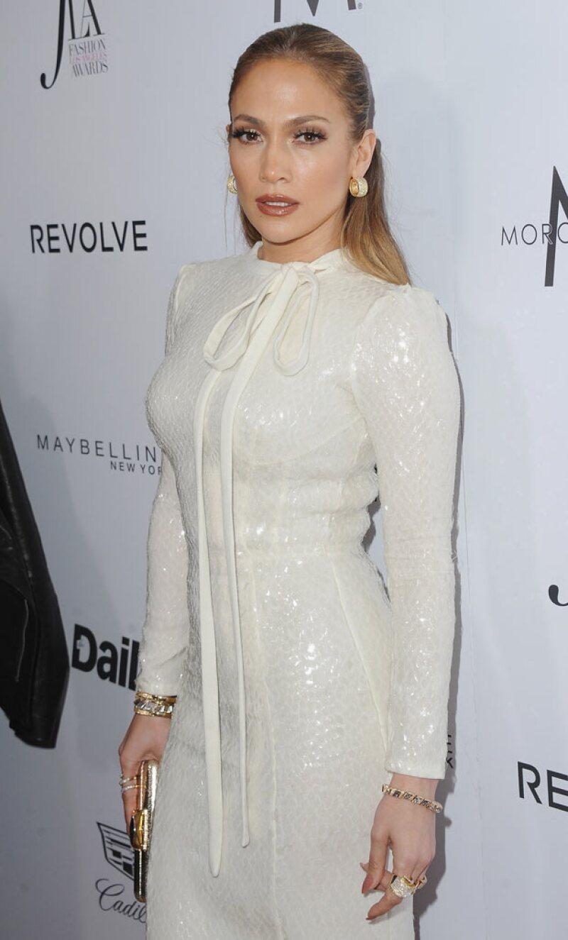 Jennifer es conocida por su booty, sin embargo, lo que sucedió en Marruecos el año pasado fue la primera vez en la que esta parte de su cuerpo le ocasionó problemas.