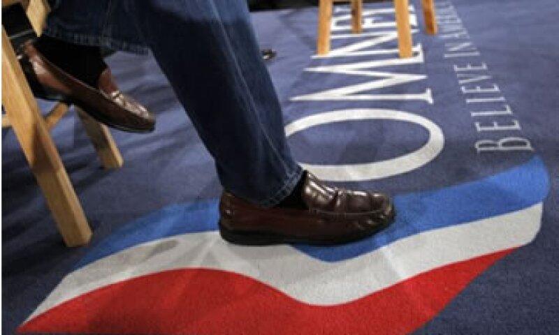 Romney señaló que cuando dirigió la firma Bain Capital creó más empleos que Barack Obama en toda su legislatura. (Foto: Reuters)