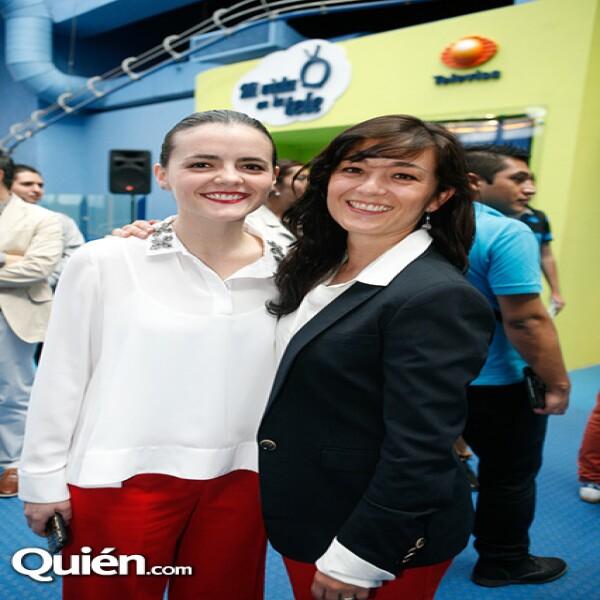 Ximena Muñoz,Karla Cortéz