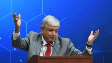 Lopez Obrador Meets Mexican Egineering Organizations
