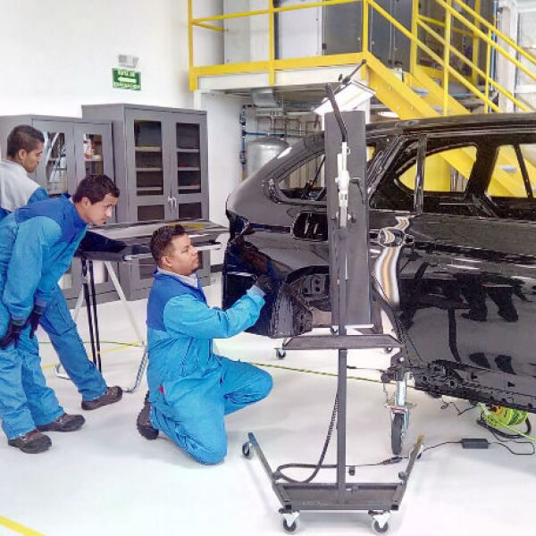 Centro de Entrenamiento de BMW 6