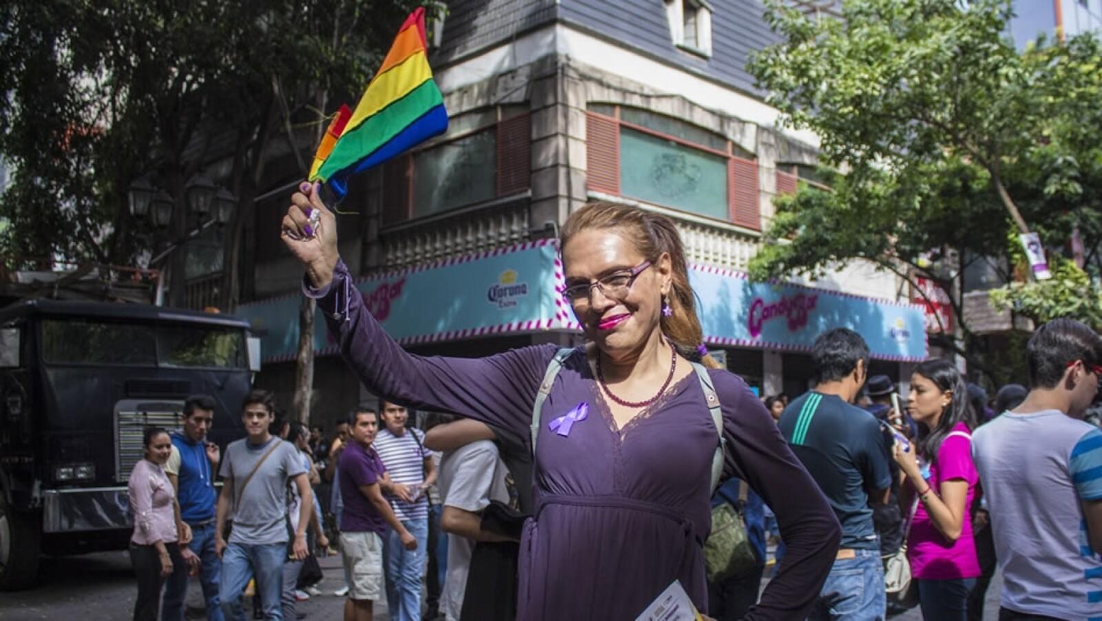 Día contra la Homofobia Mexico