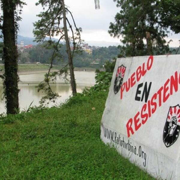 pueblo Nuevo Necaxa 5 sme luz y fuerza