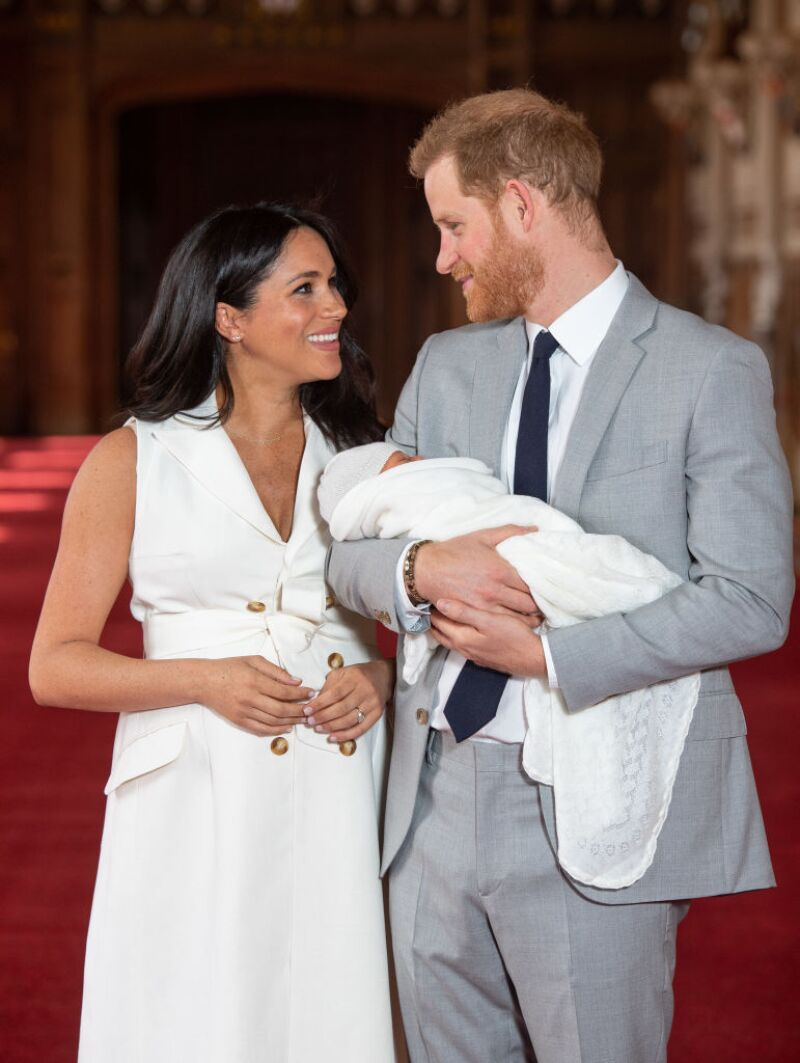 Meghan Markle, príncipe Harry.