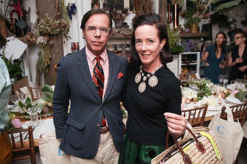 Karlie Kloss and Warby Parker Collaboration launch dinner, Fleurs Bella, New York, America - 09 Jun 2014