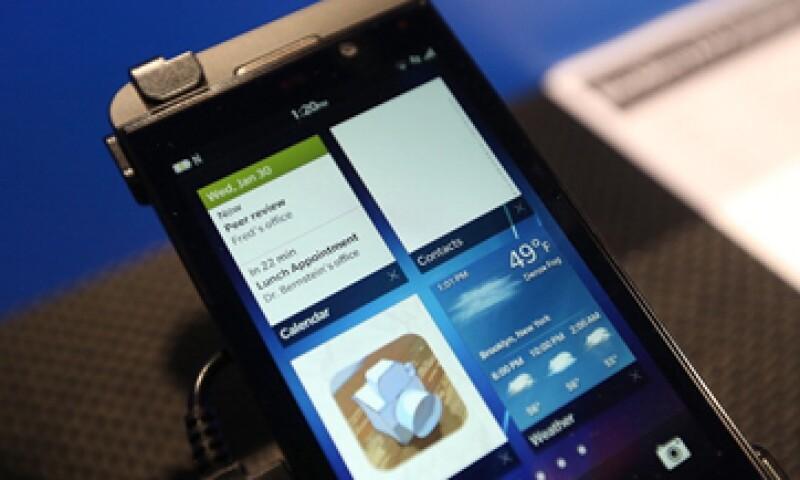 Apps', la ruina de BlackBerry