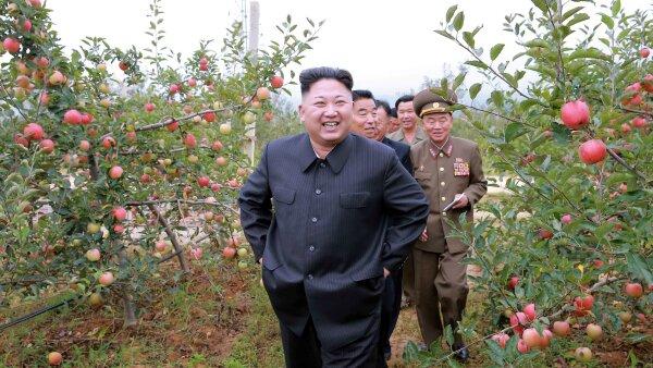 Dirigente norcoreano