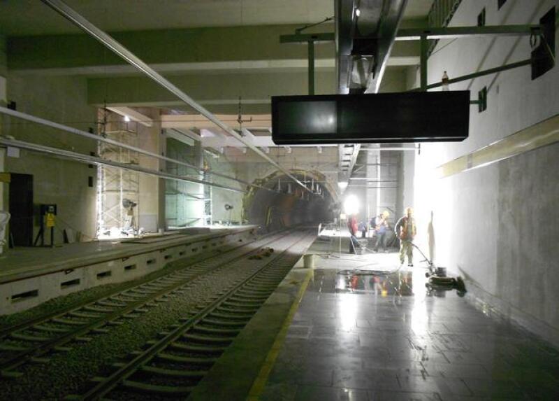 Linea 12 del Metro