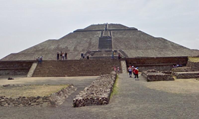 Teotihuacán es otra de las zonas arqueológicas de México que puedes visitar en Google Maps. (Foto: tomada de Google Maps)