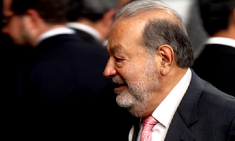 Una de las grandes preocupaciones es si Carlos Slim está perdiendo su toque. (Foto: Notimex)