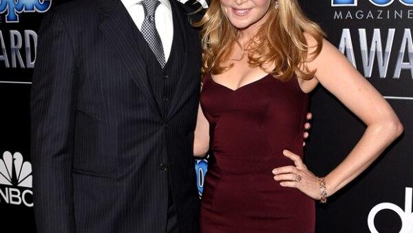 A través de un comunicado, la pareja de actores confirmó que se separaban, aunque no dieron explicaciones sobre su ruptura.