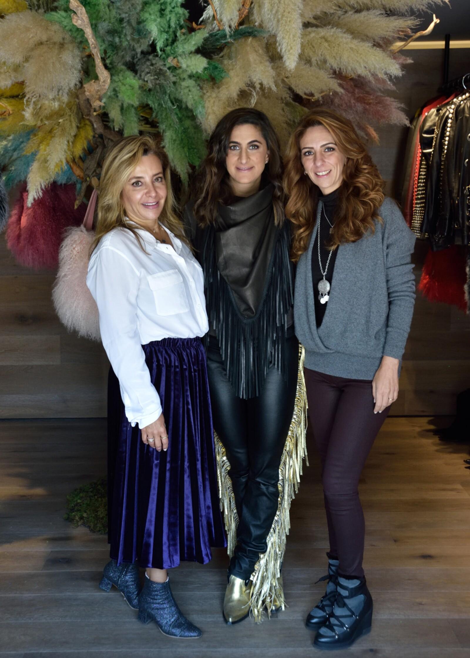 Luisa Serna, Dan y Julieta Nahme.jpg