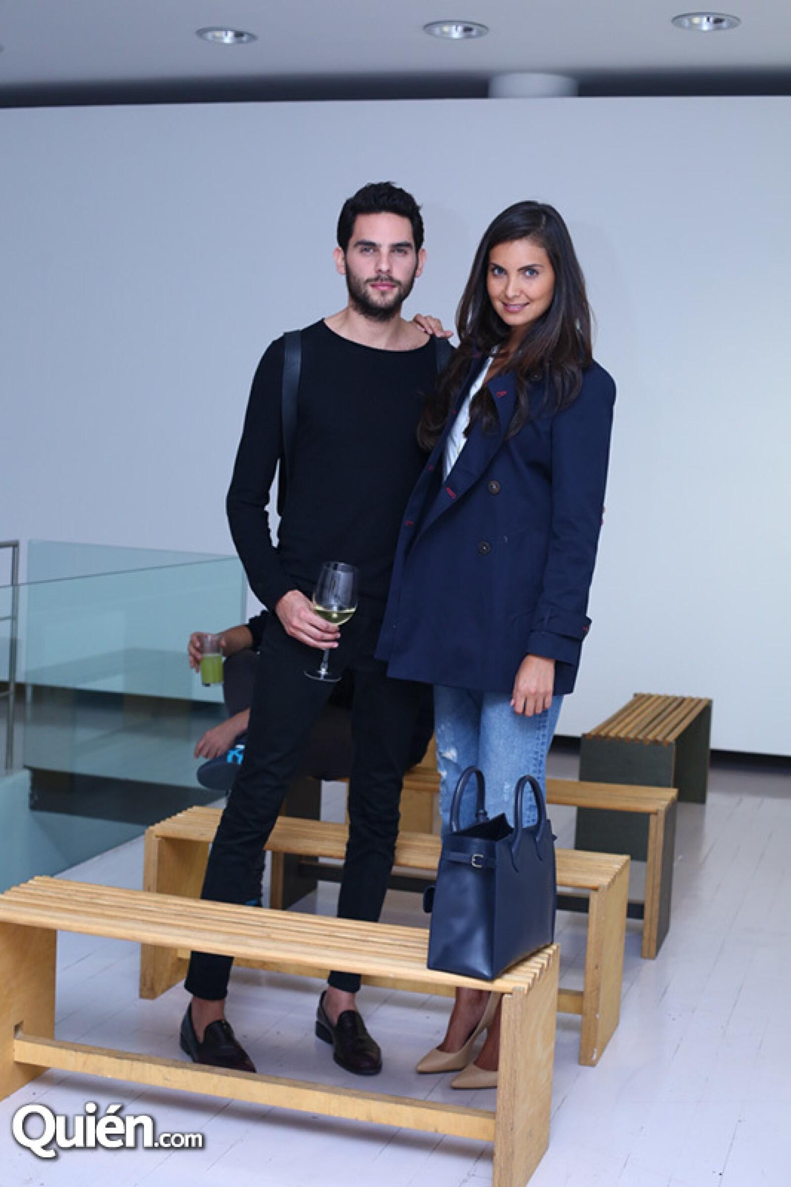 Federico y Mariana Herrera