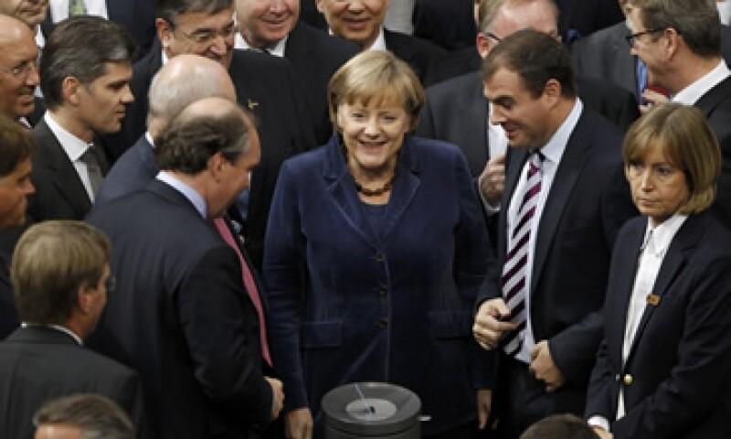 La moción establece que el BCE no necesitará comprar más bonos en el mercado secundario. (Foto: Reuters)