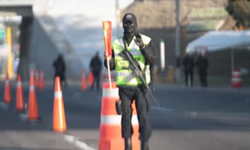 En el estudio de 2011, sólo un 26% consideró estar más seguro. (Foto: Notimex)