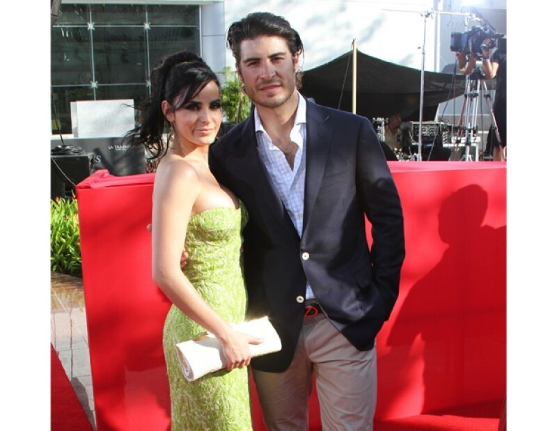 Alex Sirvent y Ximena Herrera eran una de las parejas más estables de la farándula.