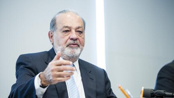 Carlos Slim poder adquisitivo gobierno