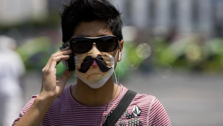 No importante cómo se cubra, lo importante es no exponerse al virus de la gripe porcina.