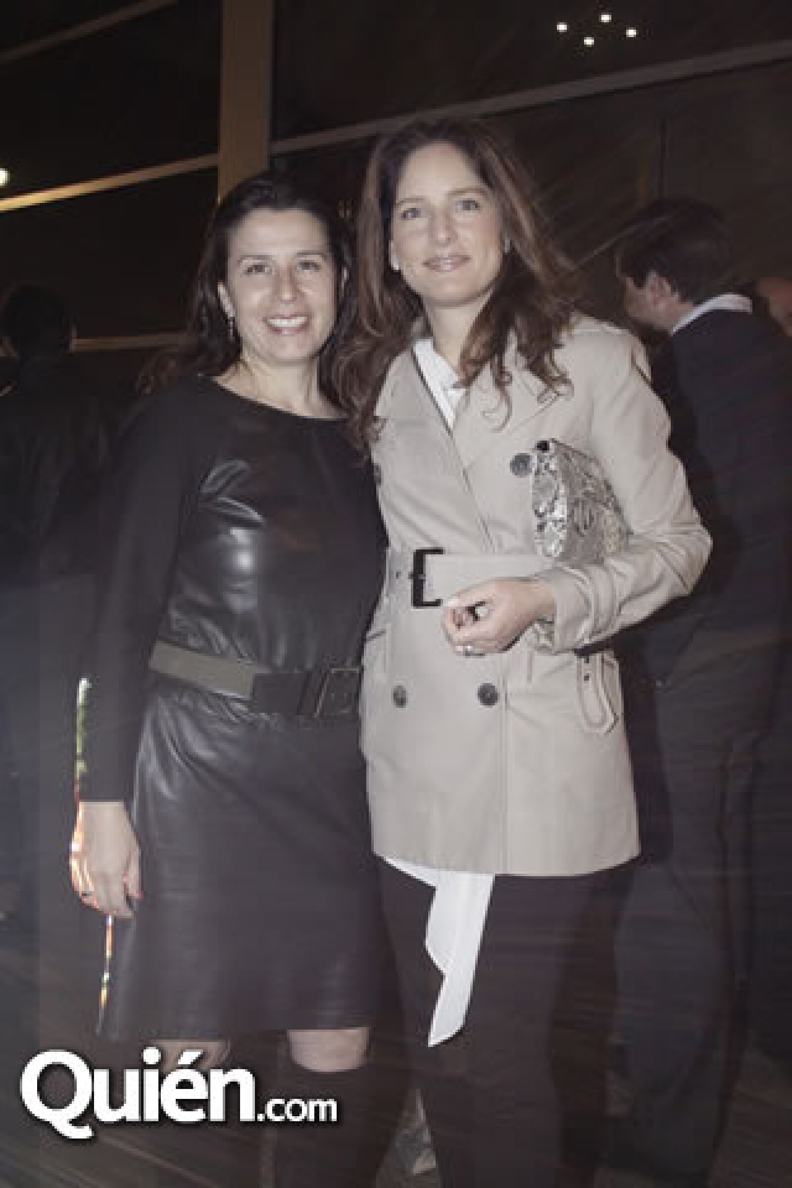 Amelia Cano y Lola Aziz