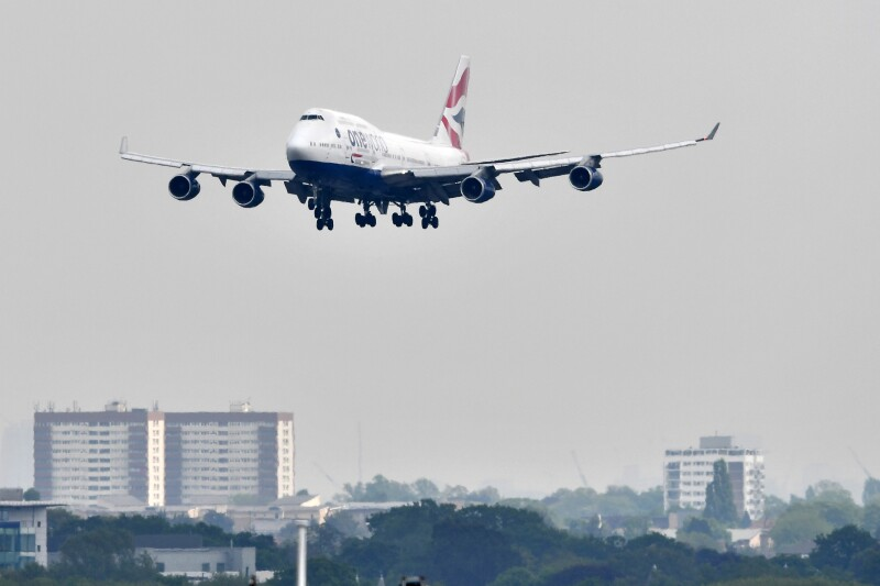 BRITAIN-POLITICS-ENVIRONMENT-AVIATION-POLLUTION-HEATHROW