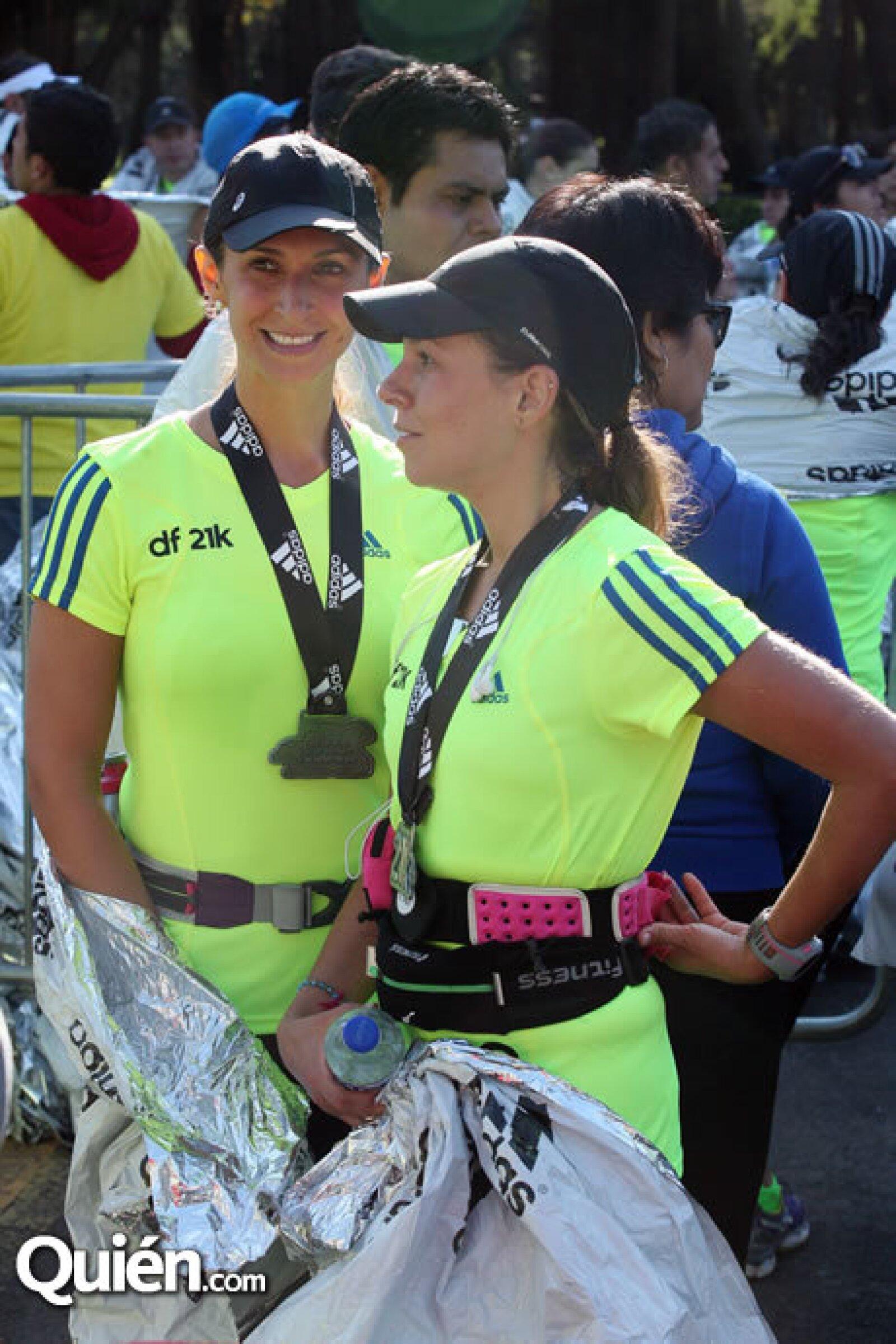 Viviana y Tatiana Álvarez